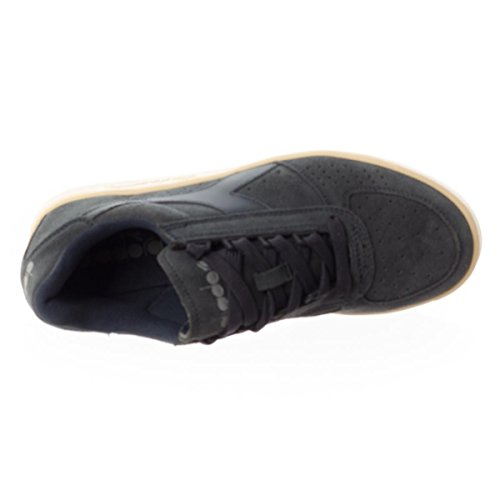Diadora B.Elite Suede mixte adulte, suède, sneaker low Navy Tuareg