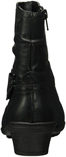 Rockport Damen Raven Waterproof Riley Ch Intl Kurzschaft Stiefel Schwarz (BLACK (001))