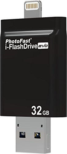 PhotoFast i-FlashDrive EVO da 32 GB, Connettore
