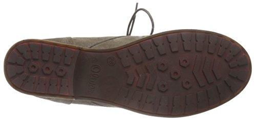 s.Oliver 25203 Damen Chukka Boots Braun (Pepper 324)