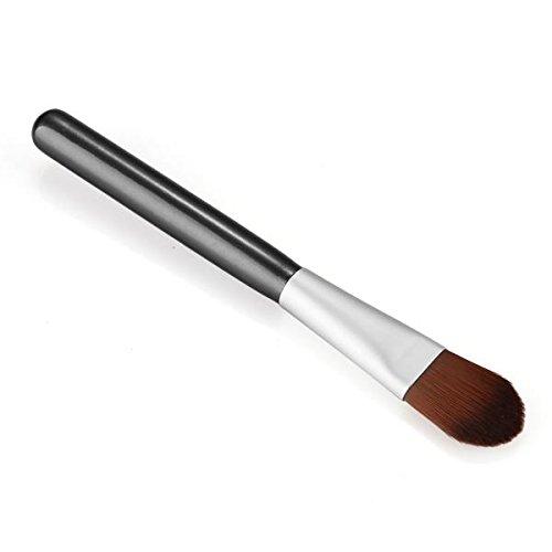 FACILLA® Pinceau Brosse Applicateur Fond de Teint Poudre Liquide Maquillage