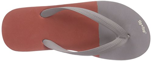 flip*flop Original Dip, Tongs Femme Multicolore - Mehrfarbig (863 clay/alpes)
