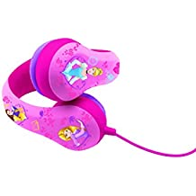 Lexibook HP018DP Disney Princess Flexible Headphones
