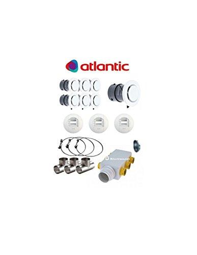 Atlantic - Kit acc df p kit accessoire duolix p/reseau pieuvre