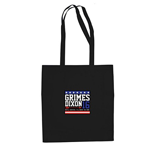 Grimes and Dixon for President - Stofftasche / -