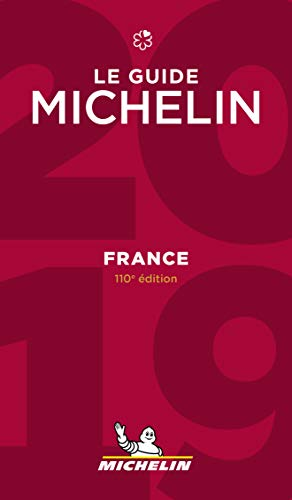 Le guide MICHELIN France 2019