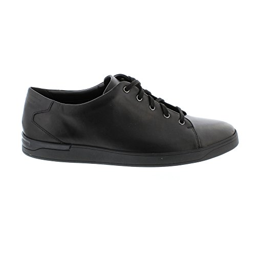 Clarks Stanway Lace, Scarpe Brogue Uomo Nero (Black Leather)