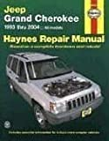 Jeep Grand Cherokee 1993 - 2004 Haynes Repair Manual