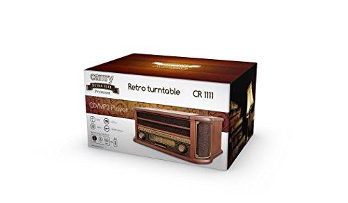 Camry CR 1111 Radio und Schallplattenspieler