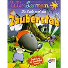 Die Suche nach dem Zauberstab. CD- ROM für Windows 3.1x/95/98. Spielend für die Grundschule lernen
