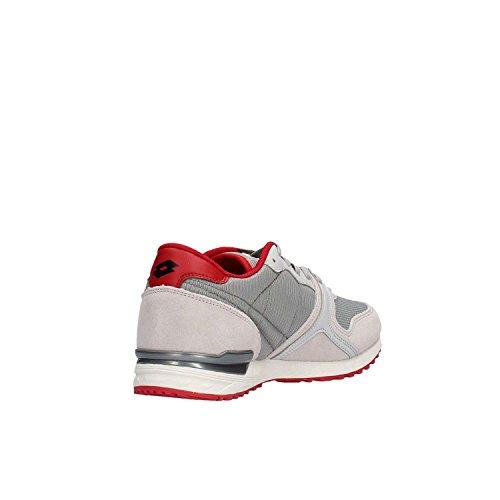 Lot Record Ix Net, Chaussures De Sport Basses Slv Mt / Gry Lun