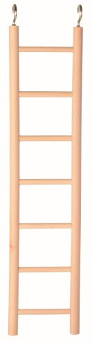 Trixie Wooden Ladder with Seven Rugs, 32 cm 1