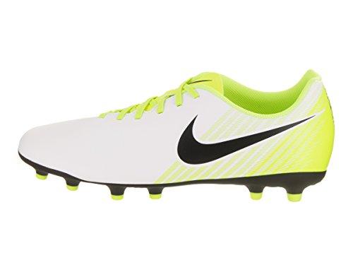 Nike Herren Magista Ola Ii Fg Fußballschuhe Weiß (White/black-vert Volt-wolf Grey)