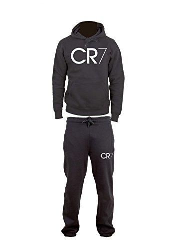 CR7 - Survêtement Jogging Coton - Noir - L