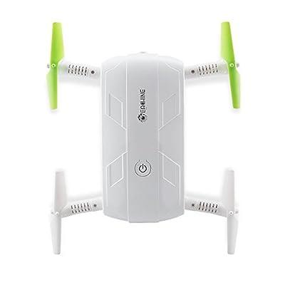 EACHINE E50 WIFI FPV Quadcopter Drone With Foldable Arm Altitude Hold Remote Control Nano Quadcopter RTF