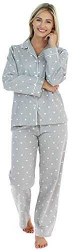 Schlafanzug für Damen aus Flanell - ab 15,99 EUR
