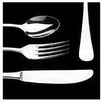 PINTI Set de 12 tenedores inoxidable Tabla Pitagora Utensilios y cubiertos de cocina