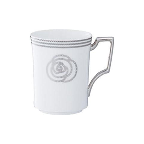 Aidan Bone China Mug (white) T93655/4867-2 (japan
