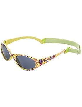 Sonnenbrille für Kinder Jungen und Mädchen | 2 bis 5 Jahren | VOLLSTÄNDIG FLEXIBLEM Gummi | 100% UVA- und UVB-Schutz...