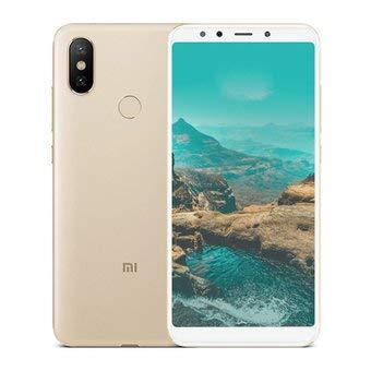 Xiaomi Mi A2 Dual SIM 4GB/64GB Smartphone International Version - Gold
