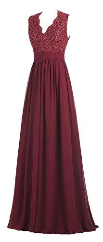 CoutureBridal -  Vestito  - stile impero - Donna Nero