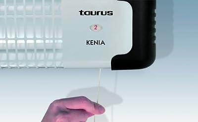 Taurus Kenia Heizstrahler/Quarz-Heizer für die Montage an der Wand, 1.200W, verstellbarer Neigungsw von Taurus - Heizstrahler Onlineshop