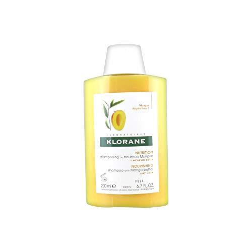 KLORANE - KLORANE Champú Manteca Mango Nutritivo