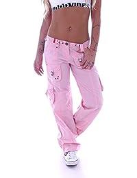 Suchergebnis auf Amazon.de für  cargohosen damen - Damen  Bekleidung 1fefb96117