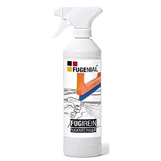 Fuginator FUGIREIN detergente para Juntas, 500 ml, Agente Limpiador para junturas de Las baldosas, Elimina el Moho superficialmente
