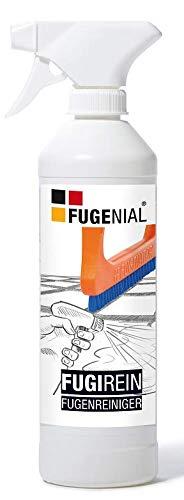 Fuginator Fugirein detergente per fughe tra Le Piastrelle, 500 ml - per Pulire Le Fessure efficacemente, eliminare la Muffa Superficiale