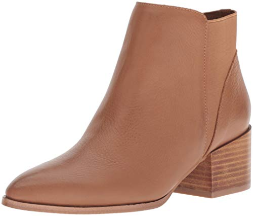 Chinese Laundry Women\'s FINN Ankle Boot, Honey Brown Leather, 5 M US