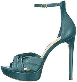 11sunshop Zapatos de Vestir de Otra Piel Mujer