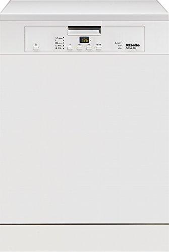 Miele G 4203 SC Active Warmwasseranschluss Geschirrspüler/Energieklasse A+ (299 kWh/Jahr)/14 Gedecke/Spülmaschine mit Besteckschublade/Geschirrspülmaschine mit variabler Korbgestaltung/weiß