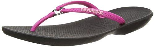 Havaianas - Ring, Infradito da donna Nero (Black (nero))