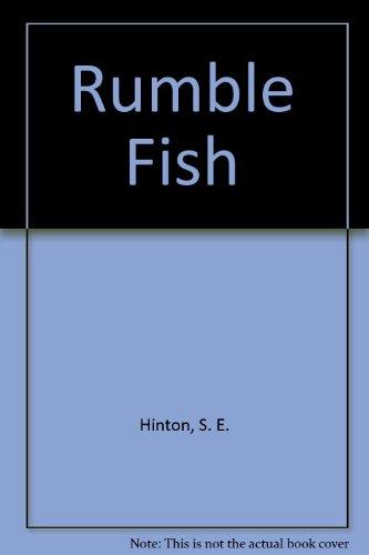 Rumble Fish por S. E. Hinton