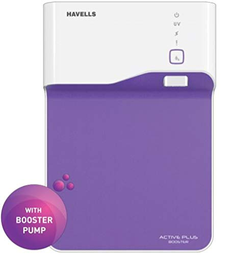 Havells Active Plus Booster Crystal Clear UV Water Purifier