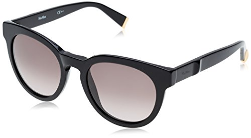 max-mara-mm-modern-ii-redondo-acetato-mujer-black-grey-shaded807-eu-52-21-140