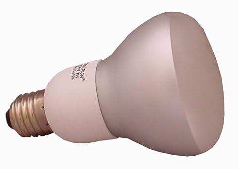 Omicron 11 Watt 80 mm Compact Fluorescent Light Spot Edison Screw