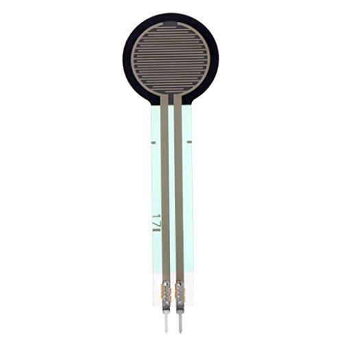 FSR402 Film-Force Sensitiver Widerstandssensor, 0 g ~ 10 kg für Arduino-Schwanz -