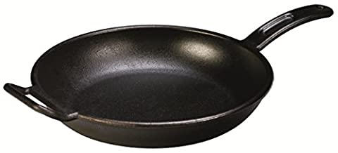 Lodge 30.48 cm / 12 inch Pre-Seasoned Cast Iron Round