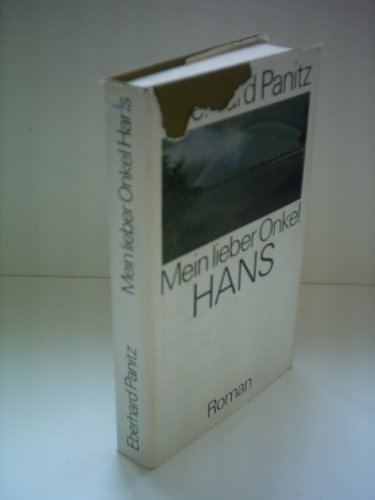 Eberhard Panitz: Mein lieber Onkel Hans [Kindle Edition]