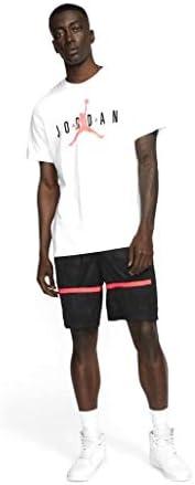 شورت رجالي مموه من Nike J Jump Man