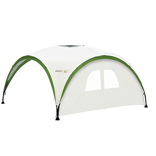 31SFZ18cEcL. SS500  - Coleman Sunwall for Event Shelter and Event Shelter Pro, Gazebo Side Panel with Windows and Door, Sun Protection, Water…