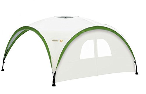 31SFZ18cEcL - Coleman Sunwall for Event Shelter and Event Shelter Pro, Gazebo Side Panel with Windows and Door, Sun Protection, Water…