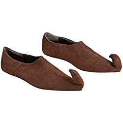DISBACANAL Zapato Medieval - Único, 42