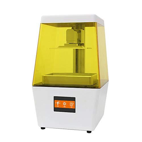 TONGDAUR Anet N4 Desktop-UV-LCD-Harz-3D-Drucker mit 3,5-Zoll-Smart-Farb-Touchscreen 120 * 65 * 138 mm