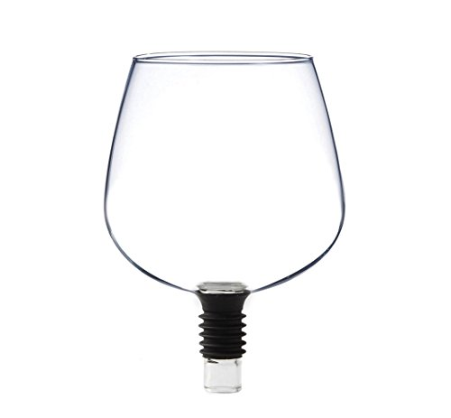Guzzle Buddy Wine Bottle Glass, It Turns Your Bottle of Wine Into Your Wine Glass-The Original