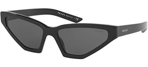 Ray-Ban Damen 0PR 12VS Sonnenbrille, Pink (Black), 57.0