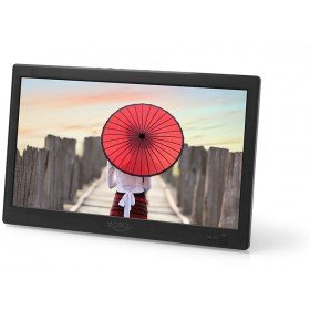 "XORO PTL 1011 10.1"" LCD 1024 x 600Pixeles televisor portátil"