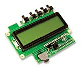 I/O Board w/For Raspberry Pi PiFace Control & écran LCD 2by PiFace